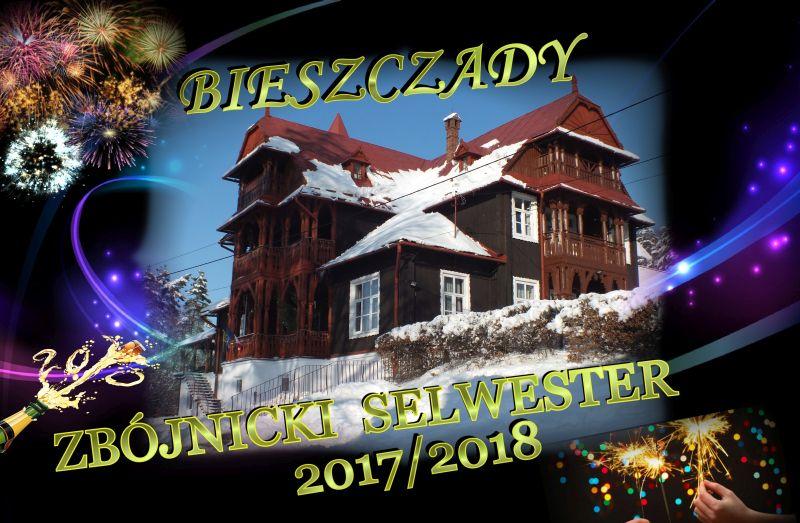 Zbójnicki Sylwester 2017/2018 w Czardworku